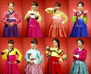 1. Hanbok