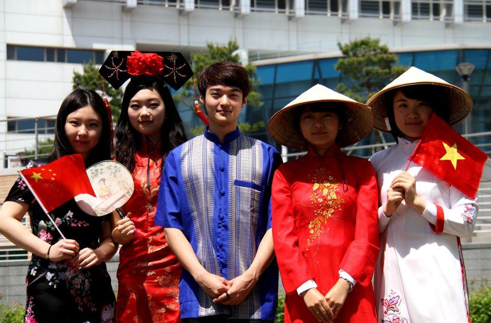 Sinh viên Việt Nam tại Hàn Quốc