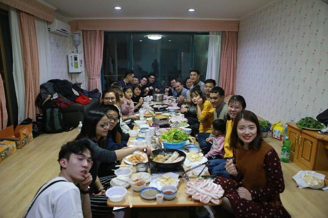 Không đâu như du học sinh Việt tại Hàn, cả nước rủ nhau cùng đón năm mới - Ảnh 2.