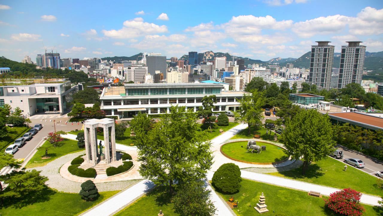 Kết quả hình ảnh cho trường Đại học Dongguk University